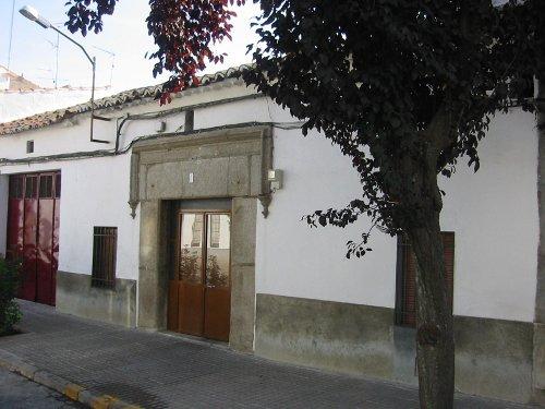 Antigua casa de postas