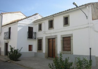 Casas de Conquista