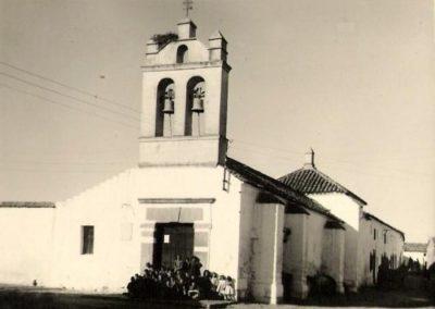 Iglesia de Santa Ana 1935