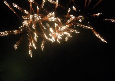 Fuegos artificiales Feria y Fiestas
