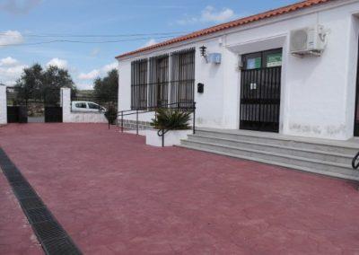 Centro Guadalinfo, Gimnasio, Biblioteca y Sala de formación