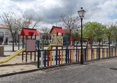 Parque Barrio Estación