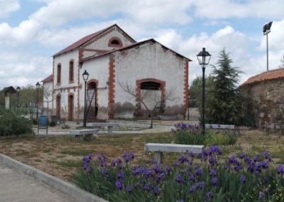 Antigua estación de ferrocarril 2
