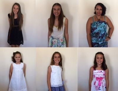 Reinas y Damas 2015