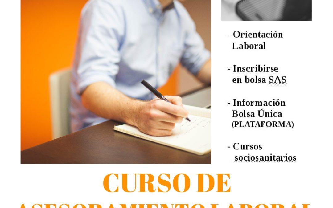 CURSO ASESORAMIENTO LABORAL. CENTRO GUADALINFO. 12 Y 13 FEBRERO 1
