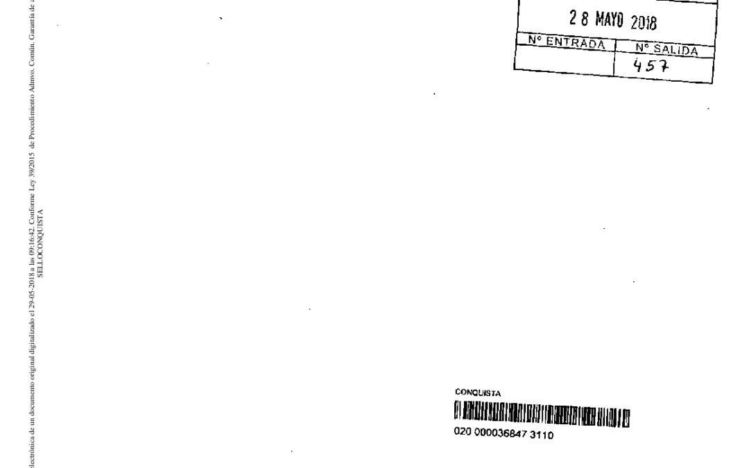 El ayuntamiento Solicita Subvención Junta de Andalucía para Vehículo 1