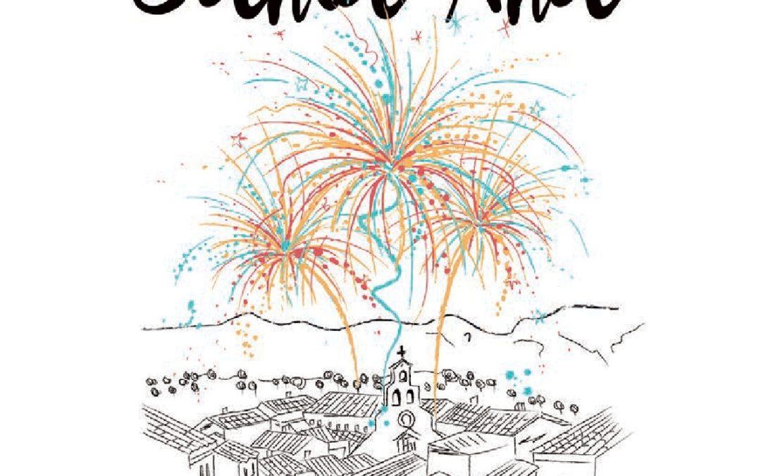 Publicación Revista Feria y Fiestas Santa Ana 2018 1