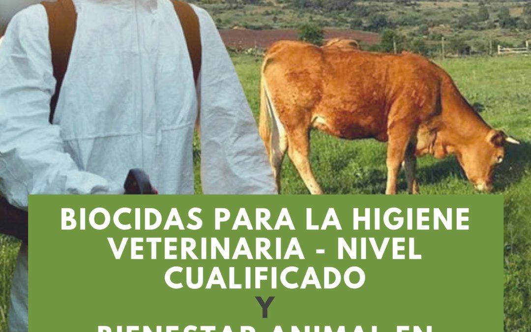 Cursos Higiene Veterinaria (N. Cualificado) y Bienestar Animal Rumiantes. 1