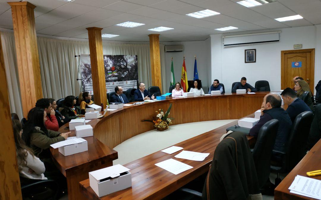 ACTO RECOGIDA EQUIPAMIENTO ROBÓTICA PARA CENTRO GUADALINFO 1