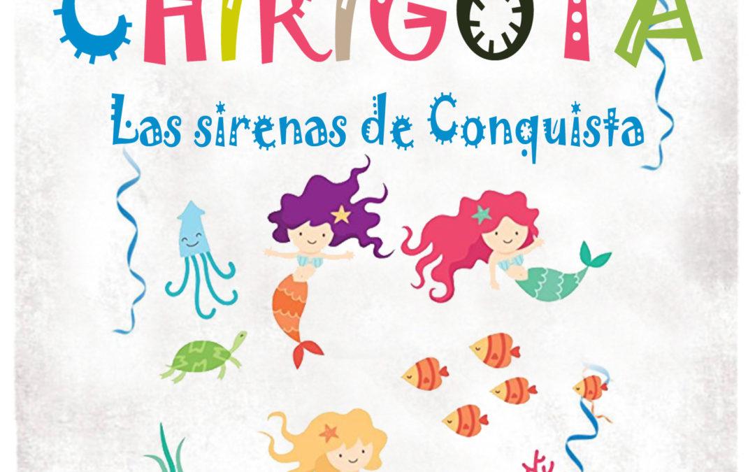 Actuación Chirigota Carnavalera Local LAS SIRENAS DE CONQUISTA. 1
