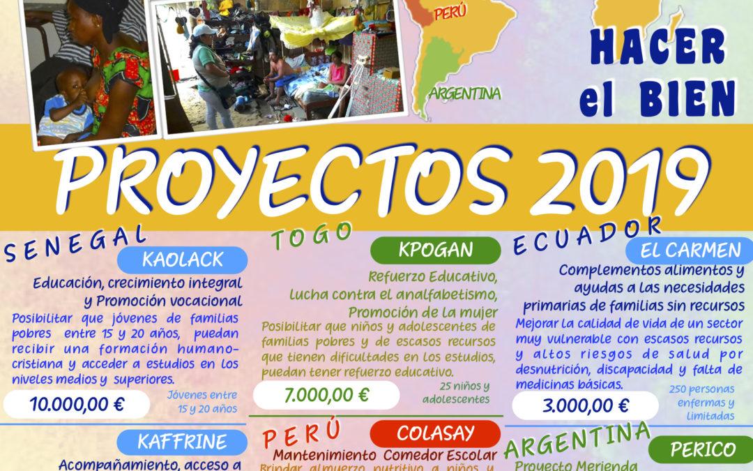 Solicitada Subvención Área Cooperación Internacional de Diputación para proyecto COMEDOR ESCOLAR en COLASAY (PERÚ) 1