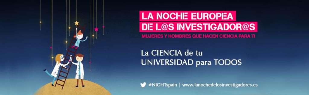 Conquista, pueblo elegido para la Iniciativa LA NOCHE EUROPEA DE LOS INVESTIGADORES 2019 1