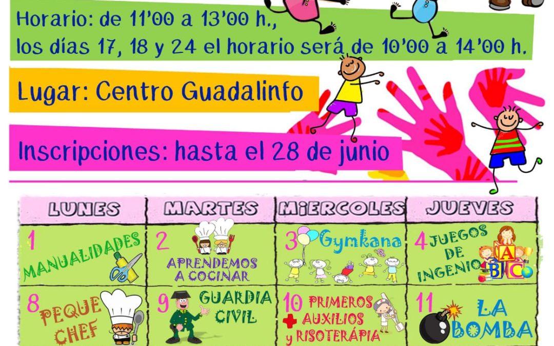 Cambio en Actividad RUTA EN BICICLETA en Talleres de Julio 2019. 1