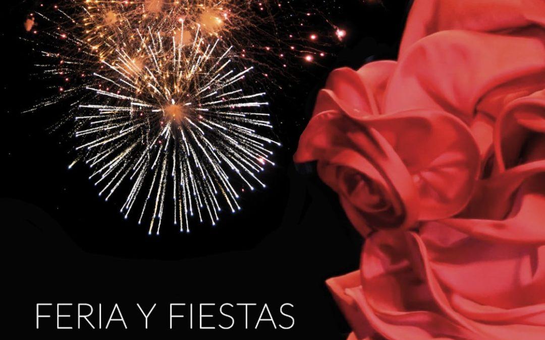 Publicación Revista Feria y Fiestas En Honor a Santa Ana, 2019. 1