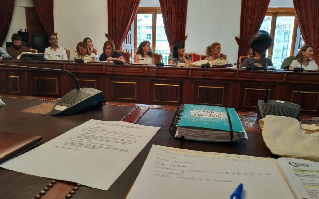 Asistencia Reunión Banco Recursos al Desarrollo 2019 de la Diputación. 1