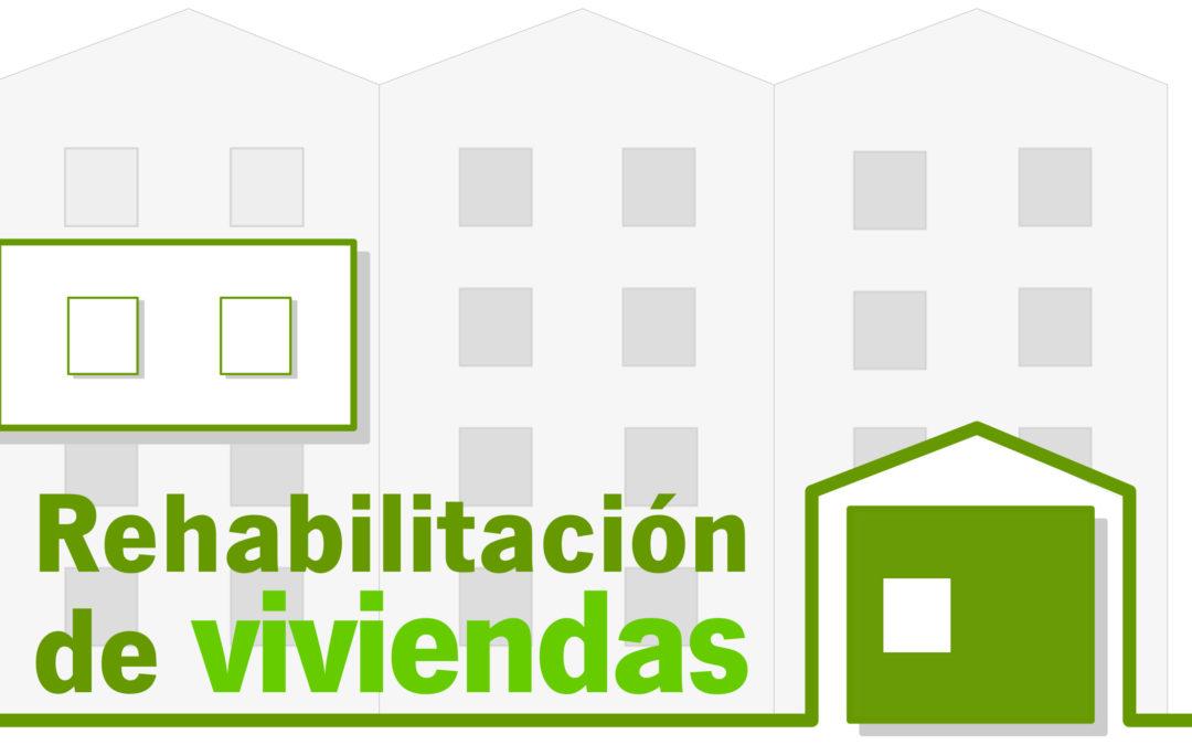 Publicación LISTADO DE BENEFICIARIOS AYUDAS A LA REHABILITACIÓN DE VIVIENDAS (RHV) 2019. 1