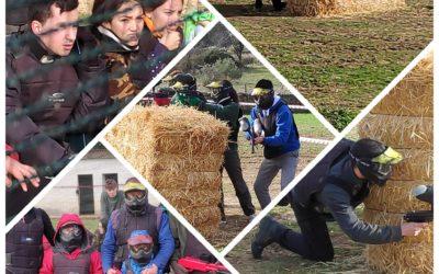 Imágenes PAINTBALL 2019. Actividad incluida dentro del Programa de Ocio y Tiempo Libre de la Diputación Provincial.