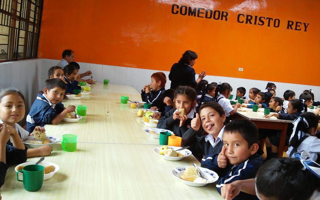 Ejecutado el Proyecto «Comedor Escolar Colasay» Perú, apoyado por este Ayuntamiento a través de la DIPUTACIÓN PROVINCIAL, Convocatoria Cooperación Internacional al Desarrollo (Modalidad III, Ayuntamientos), 2019.