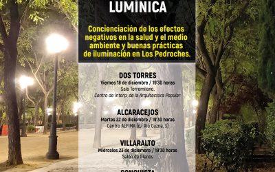 III Jornadas EFECTOS DE LA CONTAMINACIÓN LUMÍNICA. Conquista, día 28/12/2020.