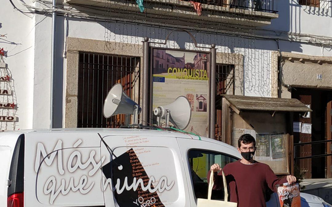 Campaña MÁS QUE NUNCA, YO COMPRO EN MI PUEBLO, de IPRODECO. Diputación de Córdoba.