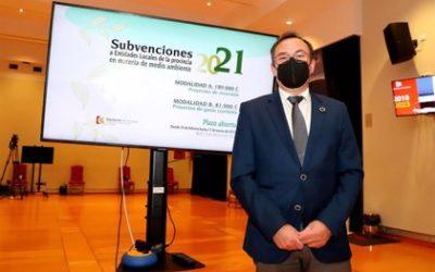 Concedida subvención a Entidades Locales para Proyectos Medioambientales (Modalidad B, Gasto Corriente) de la Diputación de Córdoba.
